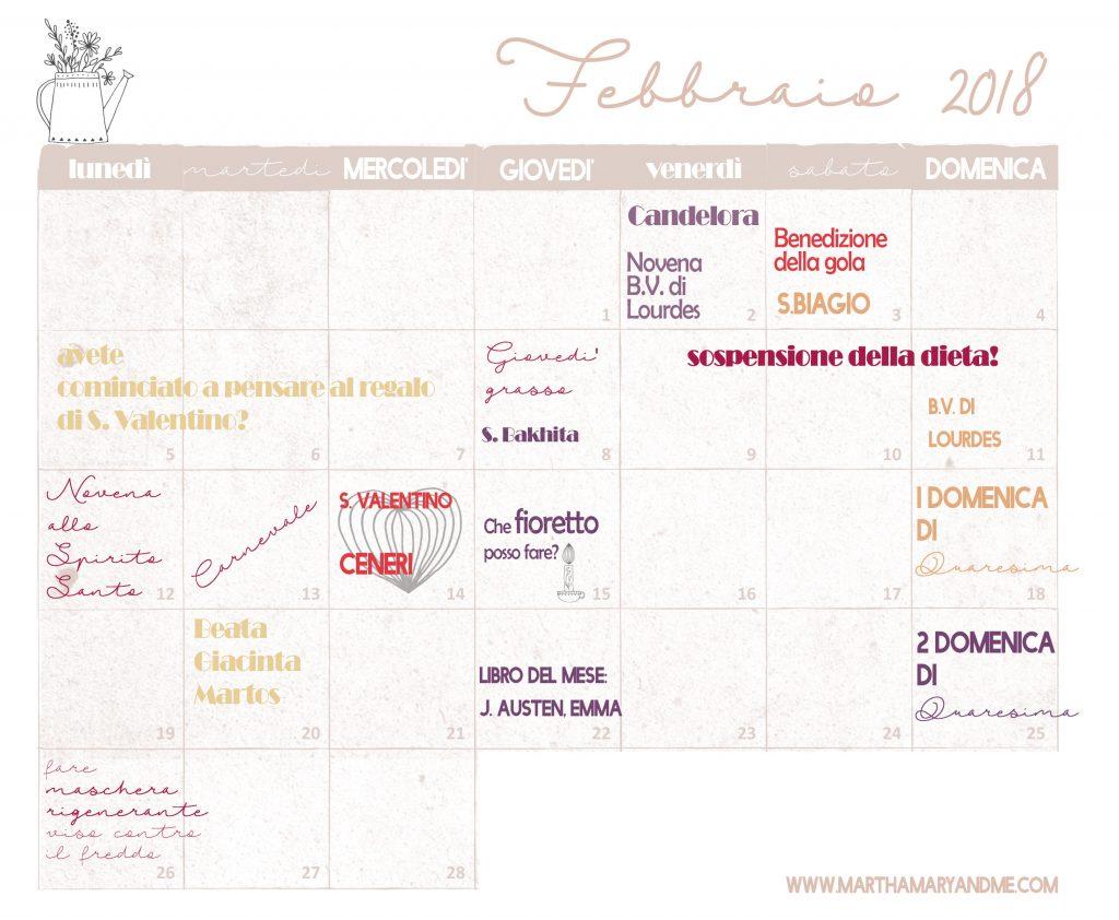 febbraio-eventi